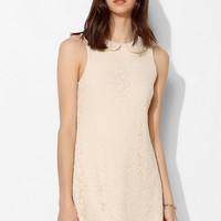 Coincidence & Chance Lace Sleeveless Shift Dress - Urban Outfitters