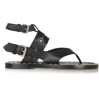 Isabel Marant - Justy studded leather sandals