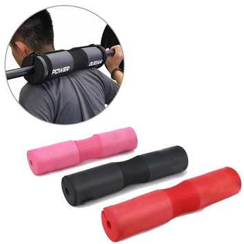 Barbell Squat Pad GYM Fitness Neck Shoulder Back Protector Foam Pad Barbell Workout Weight Lifting Cushion Barbell Support Tool