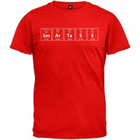 Smartass Periodic Table T-Shirt