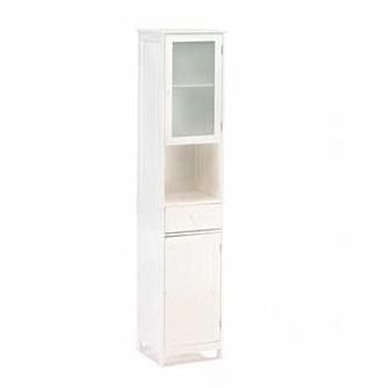 LAKESIDE TALL BATH STORAGE CABINET