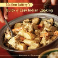 Madhur Jaffrey's Quick & Easy Indian Cooking