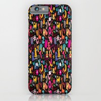 ABC ANIMALS iPhone & iPod Case by Acus