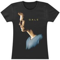 Hunger Games  Gale One Sheet Junior Top Black