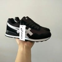"""Asics"" Unisex Sport Casual Retro Fashion Multicolor Sneakers Couple Running Shoes"
