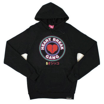 Pink+Dolphin — *LTD* HBK Collab Hoodie In Black