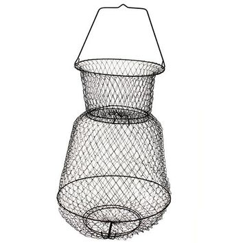 "Wire Fish Basket (med) 13"" X 18"" 1pc"