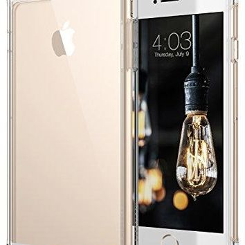 iPhone 6S Plus Case, Caseology [Waterfall Series] Slim Fit Clear Drop Protection [Clear] for Apple iPhone 6S Plus (2015) & iPhone 6 Plus (2014)