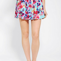 Urban Outfitters - Ladakh Full Bloom Pleated Skirt