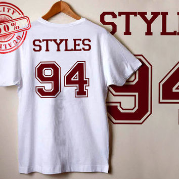 Harry Styles Shirt Styles 94 Tshirt Unisex, One Direction shirt for male and female S-XXL