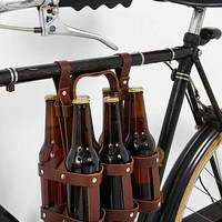 Fyxation Bike 6-Pack Holder- Brown One