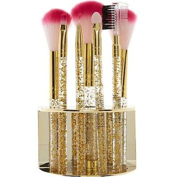 Juicy Couture 7 piece Cosmetic Brush Set