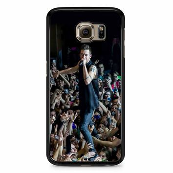 Tyler Joseph Of Twenty One Pilots 2 Samsung Galaxy S6 Edge Case