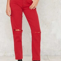 Citizens of Humanity Liya High Rise Jeans - Double Dare