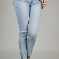 Hollywood Avenue Skinny Jeans