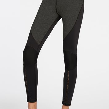 Michi Shift Leggings  - Grey