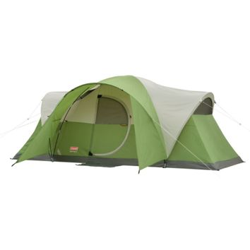 Coleman Montana 8-person Family Camping Tent .. New