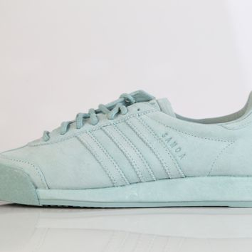 BC HCXX Adidas Samoa VNTG Suede Mint Tactile Green B39017
