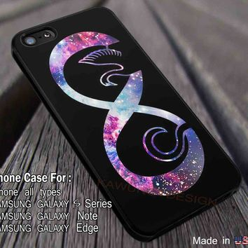 Swan Symbol Captain Hook Once Upon A Time iPhone 8+ 7 6s Cases Samsung Galaxy S8 S7 edge NOTE 8 5 4