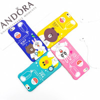 Hot Deal Cute Iphone 6/6s On Sale Stylish Iphone Korean Strong Character Lovely Apple Couple Innovative Phone Case [8153002631]