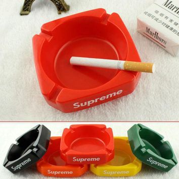 Supreme Smoking Gift Fashionable Ashtray