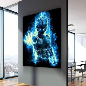 Prince God Warrior Canvas Set