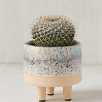 "Liv 3"" Footed Planter 