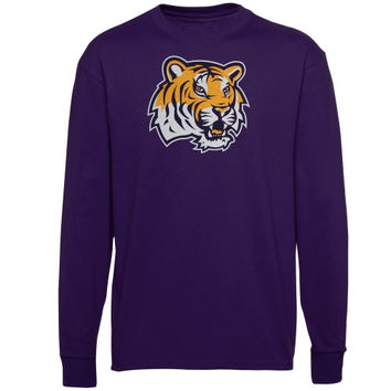 LSU Tigers Youth Big Logo Long Sleeve T-Shirt - Purple - http://www.shareasale.com/m-pr.cfm?merchantID=7124&userID=1042934&productID=555877581 / LSU Tigers
