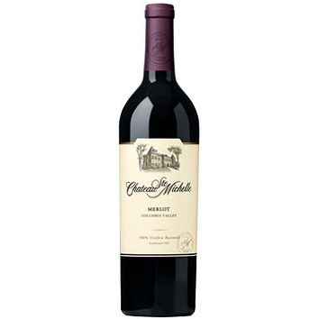 Chateau Ste. Michelle Merlot, Columbia Valley (750 ml)