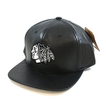 NHL Chicago Blackhawks Limited Edition Delirious Snapback Cap by American Needle