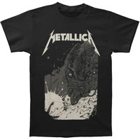 Metallica Men's  Phantom Lord T-shirt Black