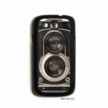 Samsung Galaxy S3 Case. Vintage Camera. Cases for Galaxy S3