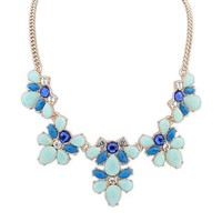 Jewelry New Arrival Shiny Gift Sweets Floral Stylish Necklace [6586305351]
