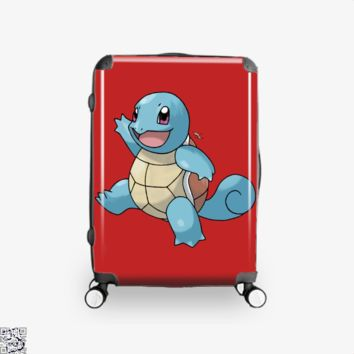 Squirtle, Pokemon Suitcase