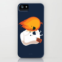 Friendly Fire iPhone & iPod Case by Budi Satria Kwan