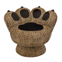 LumiSource CHR-PAW LP Leopard Paw Chair?