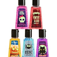 Halloween Bundle 5-Pack PocketBac Sanitizers   - Anti-Bacterial - Bath & Body Works