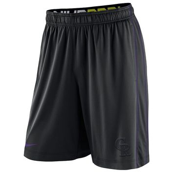 Nike Colorado Rockies Fly Dri-FIT Performance Shorts