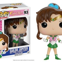 Funko Sailor Jupitor Sailor Moon Pop! Anime Vinyl Figure #93