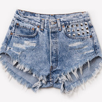 The Karissa Cutoff Shorts from ShopWunderlust