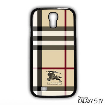 Burberry for phone case Samsung Galaxy S3,S4,S5,S6,S6 Edge,S6 Edge Plus phone case