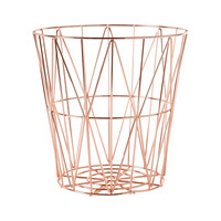 Madison Place Wire Basket