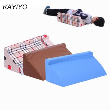 KAYIYO R Foam Bed Wedge Back Sopport Lumbar Support Cushions Patient Care Cushion Rehabilitation Upper Body Side Body Pillow