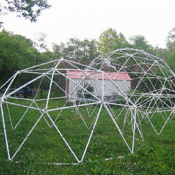 10 Foot Diameter Geodesic Dome Kit