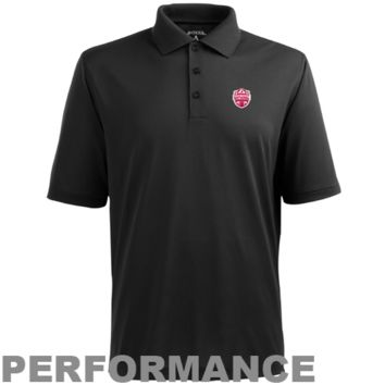Antigua Alabama Crimson Tide 2012 BCS National Champions Back-to-Back Champions Xtra-Lite Pique Performance Polo - Black - http://www.shareasale.com/m-pr.cfm?merchantID=7124&userID=1042934&productID=555870486 / Alabama Crimson Tide