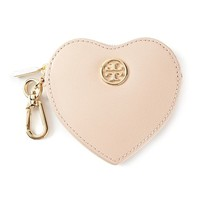 Tory Burch Heart Coin Case Key Fob - Francis Ferent - Farfetch.com