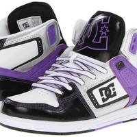 DC Women's Destroyer HI Skate Shoe - Free Shipping