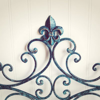 Wall Decor / Living Room Decor / Outdoor Metal Wall Art / Outdoor Decor / Fence Decor / Home Decor / Ornate Wall Decor / Headboard