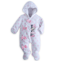 Minnie Mouse Snugglesuit for Baby