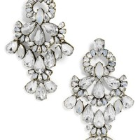 BaubleBar Symphony Crystal Statement Earrings | Nordstrom